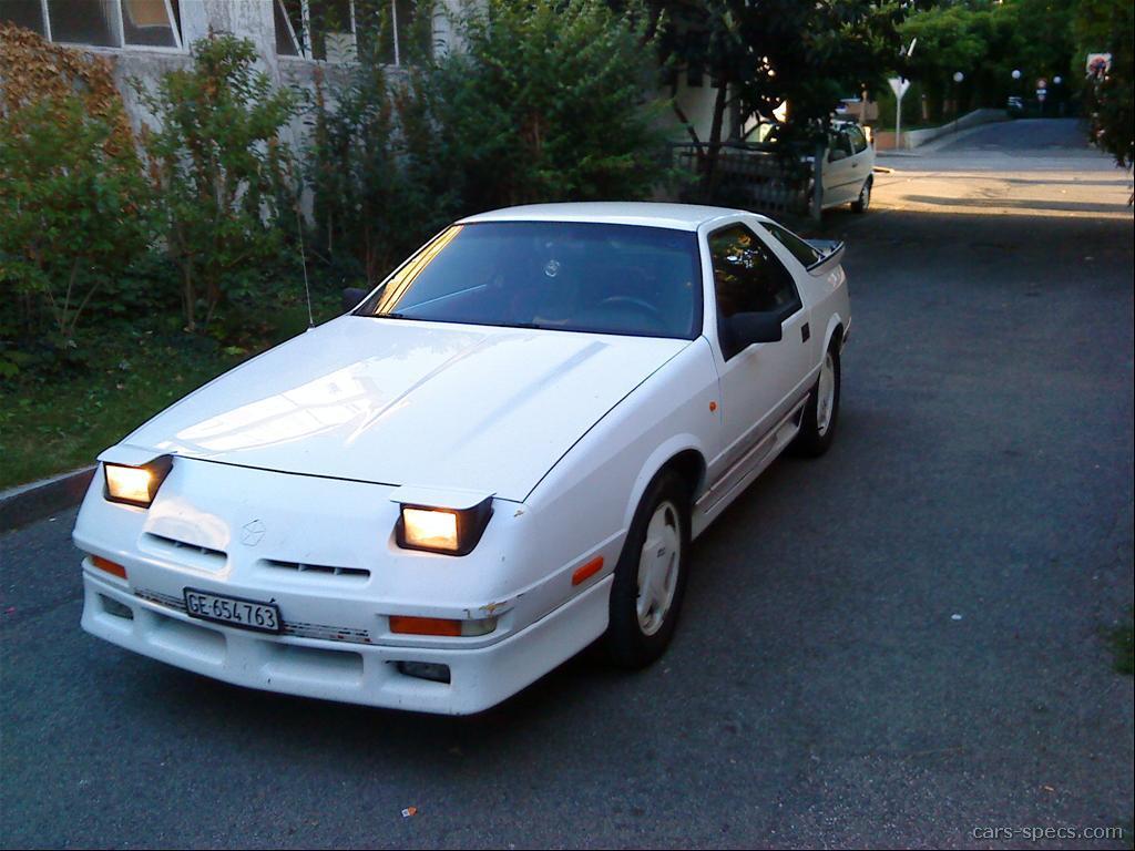 1991 dodge daytona base 2dr hatchback 2 5l 4 cyl turbo 5 speed manual