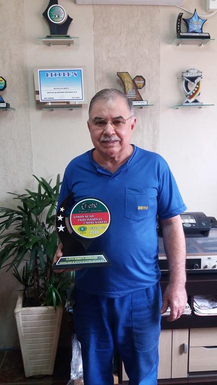 Clóvis Roberto Rodrigues