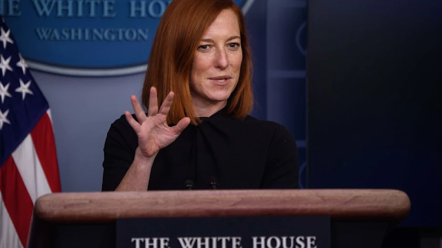 Psaki Gloats Over Economic Growth Data That Missed Projections