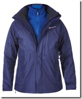 Berghaus Island Peak 3 in 1 Jacket