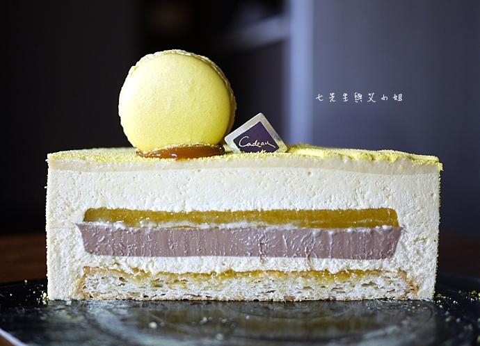 12 Cadeau 可朵法式甜點 母親節蛋糕