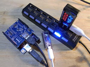 Arduino USB HostとCH340