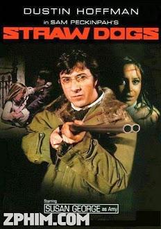 Chó Rơm - Straw Dogs (1971) Poster