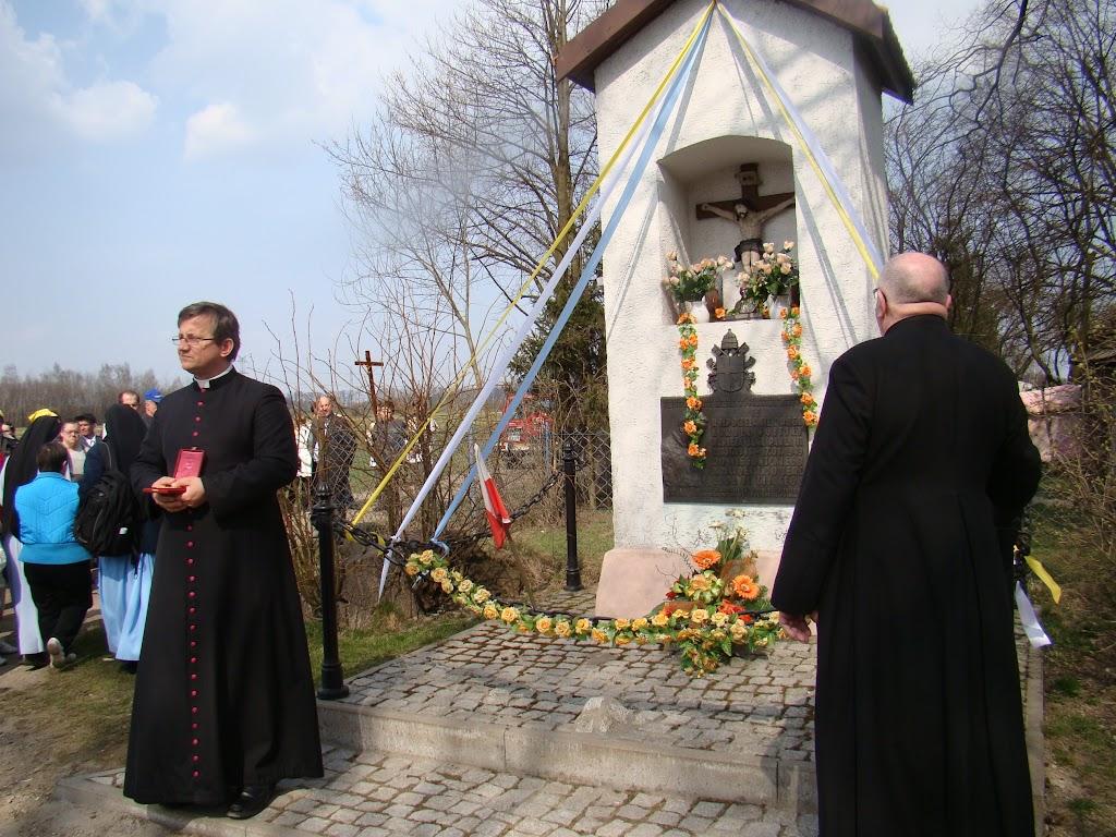 Marszowice, 4.5.2016 - kapl2.JPG