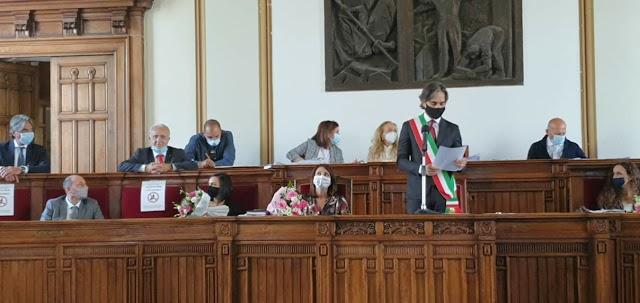 Domani la presentazione del nuovo Vicesindaco del Comune di Reggio Calabria