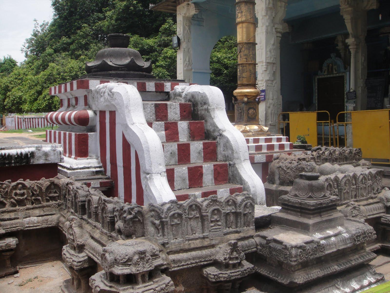 Sri Varadharaja Perumal Temple (ThiruKachi Athigiri) Kanchipuram - Divya Desam 46