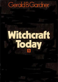 Cover of Gerald Gardner's Book Witchcraft Today