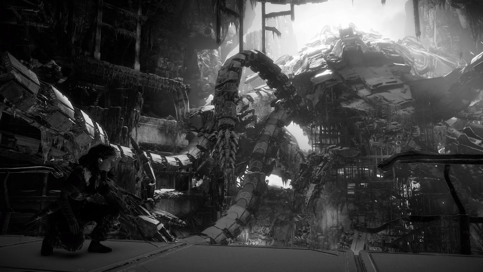Horizon: Zero Dawn - maszyny