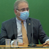 Ministro Queiroga confirma que fará 'estudo' sobre uso de máscaras para acatar Bolsonaro
