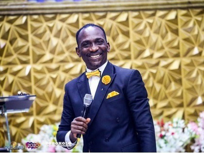 Dr. Pastor Paul Enenche ft. The Glory Dome Choir – Knowing You Lyrics