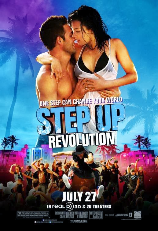 Poster Of Step Up Revolution (2012) Full Movie Hindi Dubbed Free Download Watch Online At Alldownloads4u.Com