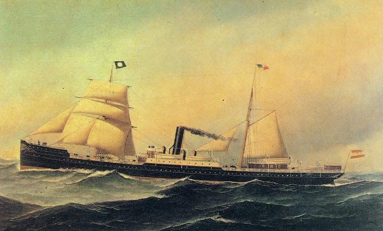 Óleo del HABANA. Del libro La Marina Mercante Española. Historia y Circunstancia. De José Cervera Pery.jpg
