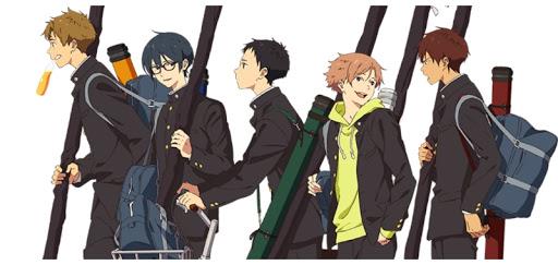 Setelah Mengumumkan Anime Sekuel Free Yang Akan Tayang Juli 2018 Mendatang Kini Kyoto Animation Mempersiapkan Seri Untuk Target Pasar Sejenis