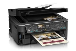 Download Drivers Epson WorkForce 633 printer for Windows