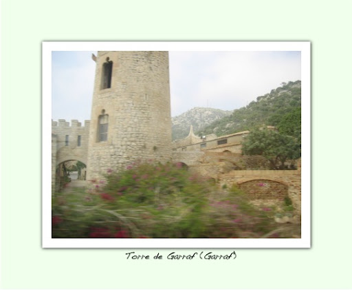 Fotografia de la Torre de Garraf