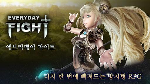 Everyday Fight : Idle RPG 30 screenshots 11