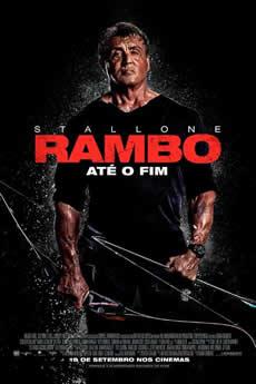 capa Rambo: Até o Fim