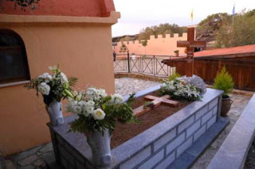 Forty Day Memorial For Elder Anastasios Of Koudoumas