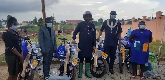 Belo Council aid farmers attain bountiful harvest
