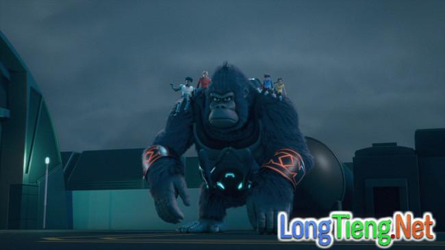 Những bộ phim hoạt hình thú vị về King Kong mà bạn chưa biết - Ảnh 4.