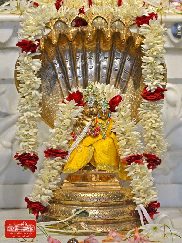 ISKCON Hare Krishna mandir Ahmedabad 10 Jan 2017 (9)