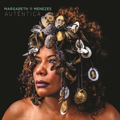 Margareth Menezes - Autêntica
