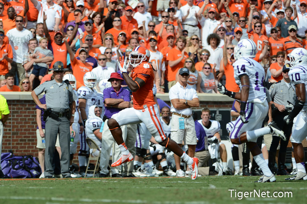 Clemson vs. Furman Photos - 2012, Football, Furman, Sammy Watkins