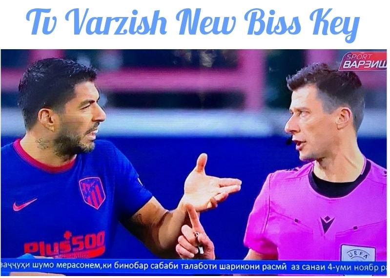 Tv Varzish Biss Key 2020 [New Update]