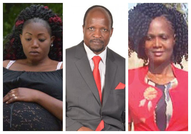 Nairobian: Details about Governor Okoth obado Illicit love affair with Wife Sister