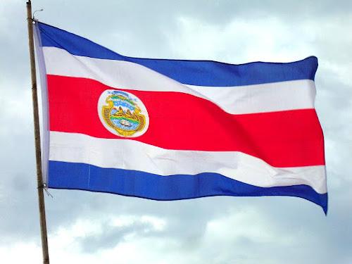 Fotos de la bandera de costa rica - Fotos banera ...