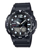 Casio Standard : AEQ-100W