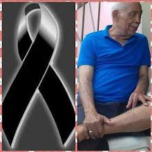 Distrito 01-05 se une al dolor familiar del técnico Nirvio Ferreras Novas por el fallecimiento de su padre