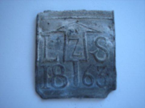 Naam: LZSPlaats: DriebergenJaartal: 1863Boek: Steijn blz 23