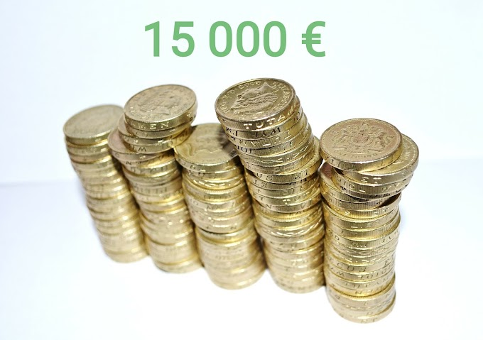 Osinkotulot ylittivät 15 000 euroa