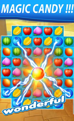 Crop Fruit Pop Match 3