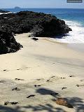 White Sand Beach (© 2009 Bernd Neeser)