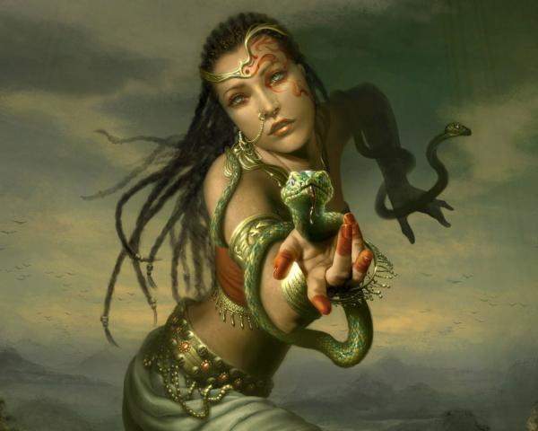 Arcane Demoness Of Sins, Demons