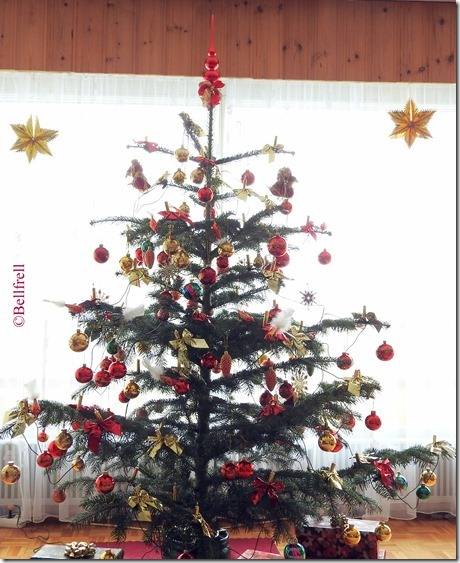 Christbaum am 7. Jänner (3)