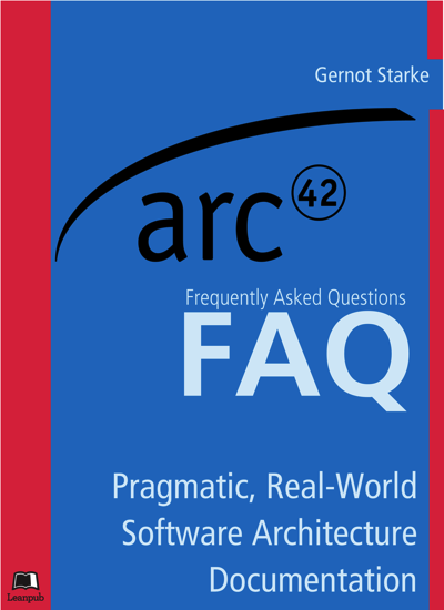 Arc42 faq cover