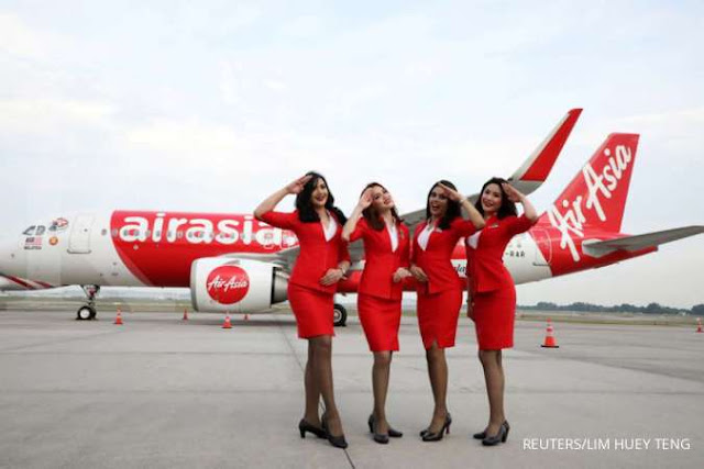 Cara Dapat Tiket Pesawat Murah Air Asia [Promo]