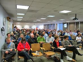 Photo: 200 attendees to CNMC Boston
