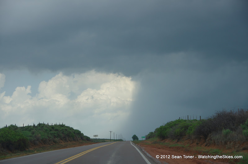 04-14-12 Oklahoma & Kansas Storm Chase - High Risk - IMGP0381.JPG