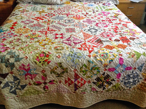 On making the Farmer's Wife Quilt Sampler | Sewn Up : the farmers wife quilt - Adamdwight.com