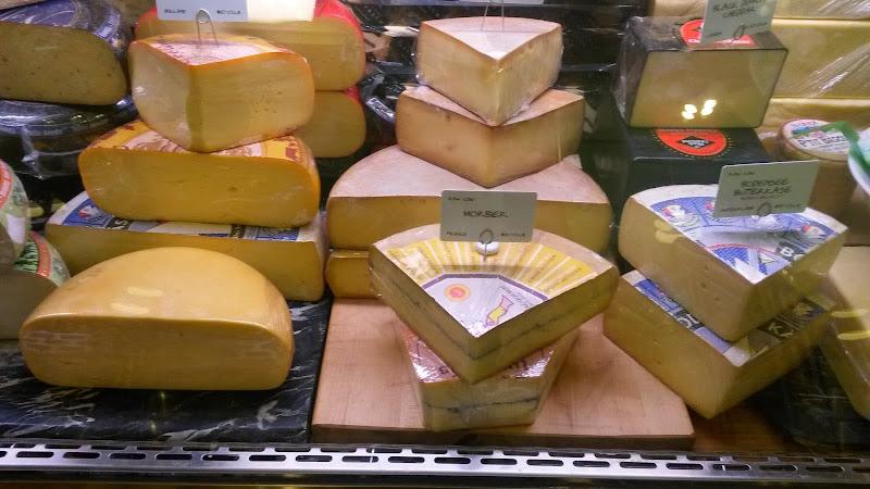 Murray´s Cheese, New York, Manhattan