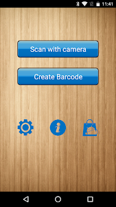 QR Barcode Scanner screenshot 0