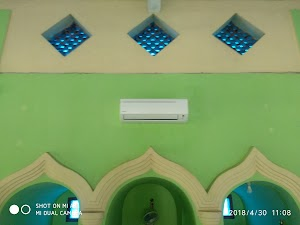 Merencanakan AC Masjid agar tepat dan udara nyaman. Melayani Jepara, Kudus, Demak dan sekitarnya