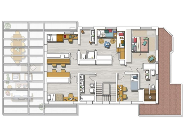 casa-mix-di-stili-nordico-industriale-mediterraneo-vintage (16)