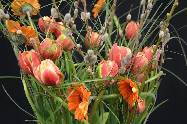 Detall de la flor d'aquest treball.