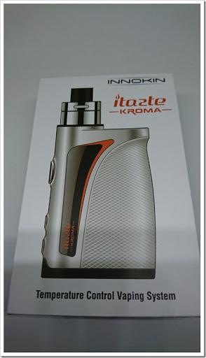 DSC 0216 thumb%25255B3%25255D - 【MOD】「Innokin iTaste Kroma Vape System」レビュー。スポーティなステルスMODでランニングVAPE!?【電子タバコ】