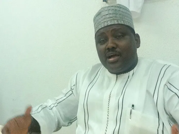 Ex-Pension Boss, Maina Re-arrested In Niger Republic